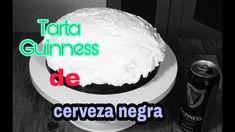 #TARTA #GUINNESS | TARTA DE CERVEZA NEGRA #tartaguinness #guinnessbeercake, #guinnesscake #cake #cakenoir #sweets #sweetcake #cocinaconguga
