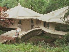 The Mushroom House (Rochester/ New York): http://curious-places.blogspot.co.nz/2011/04/mushroom-house-rochester-new-york.html