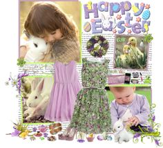 """Wonderful & Sweet Easter!!!!!!!!!!!!!!"" by shiningstars17 on Polyvore"