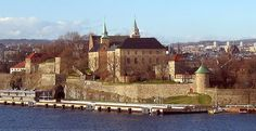 Noruega Oslo Fortaleza de Akershus
