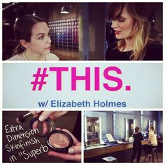 #This is how you get a fresh face for spring. Click through for the how-to! i love elizabeth....she rocks!