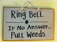 i'd never answer the door... :P