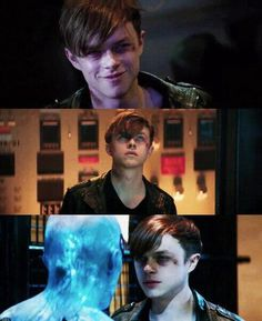 """""""Let's go catch a spider.""""  Harry Osbourne.  LOOOOOVE him.  Played to perfection by Dane DeHaan."""