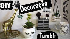 DIY - Decoração Tumblr Para Meninas - Eduardo Wizard
