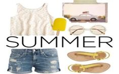 Summer is here! The must haves for this summer season!