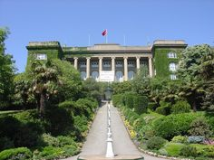 Established in 1863, Robert College has been an American boarding school since its higher education section became Boğaziçi University in 1971.