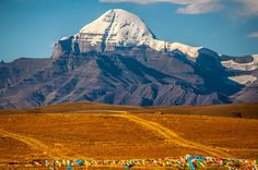 Mount Kailash, Tibet | 42 Stunning Sacred Places You Need To Visit Before You Die