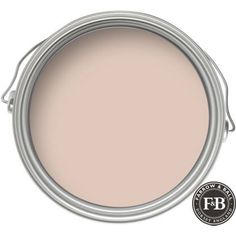 Find Farrow & Ball Estate Skimming Stone - Matt Emulsion Paint - at Homebase. Visit your local store for the widest range of paint & decorating products. Blush Pink Paint, Pink Paint Colors, Interior Paint Colors, Grey Paint, Wall Colors, Interior Painting, Farrow Ball, Farrow And Ball Paint, Pallets