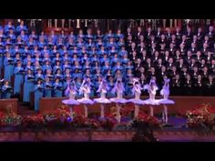 12 Days of Christmas - King's Singers and Mormon Tabernacle Choir    More LDS Gems at:  www.MormonLink.com