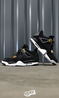 A true fit for all Kings and Queens: The Air Jordan 4 Retro 'Royalty'