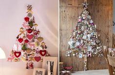 Ideas de árboles de Navidad DIY