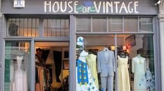 House of Vintage first opened its doors in Toronto, Canada in 2003.  Our London Store opened in 2010 in fashionable East London. Located just off of Brick lane on Cheshire Street, stocking a beautifull edited collection 4 Cheshire Street, Bethnal Green, London, E2 6EH