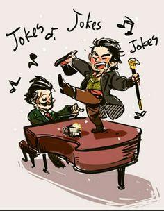Jacob Frye and Maxwell Roth __ Jokes