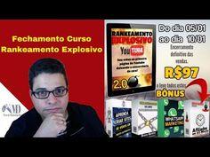 Curso Rankeamento Explosivo 2 0   Promoção de Fechamento Compre Agora ou...