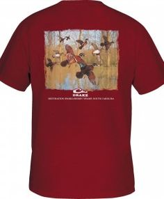 Drake Sparkleberry Swamp, SC Destination Series S/S T-Shirt
