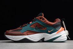 0994cec3e2b Nike M2K Tekno Pueblo Brown Black-Rainforest AV4789-200