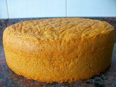 Las Natillas De La Abuela. BIZCOCHO GENOVÉS : ELABORACIÓN Y CORTE. ( sin lactosa ni grasa) Bread, Food, Crack Cake, Sweet Recipes, Deserts, Lactose Free, Fat, Brot, Essen