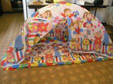 CABBAGE PATCH TENT I HAD ON MY TOP BUNK THAT I SHARED WITH MY BROTHER! LOOOOOOOVE IT!!!!