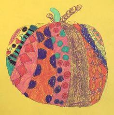 Kim & Karen: 2 Soul Sisters (Art Education Blog): Smashing Pumpkins....Come on FALL, we are ready for ya!