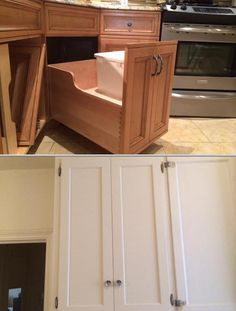 Yechiel Nadler provides professional cabinet repair services. He is available to do drawer slide replacement, door alignment, broken hinges repair, and custom accessorizing, among others. Click for a free quote from top rated New York pros.