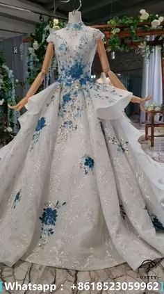 Learned converted pretty quinceanera dresses Buy Now Ombre Prom Dresses, Pretty Quinceanera Dresses, Blue Wedding Dresses, Pretty Dresses, Bridal Dresses, Wedding Gowns, Homecoming Dresses, Light Blue Wedding Dress, Pageant Dresses