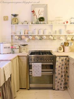 The Villa on Mount Pleasant: Kitchen Reveal - A Work In Progress