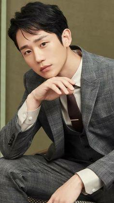 Kim Myungsoo, Jung In, Asian Men Fashion, Handsome Korean Actors, K Pop, Korean People, Kdrama Actors, Cute Actors, Korean Celebrities