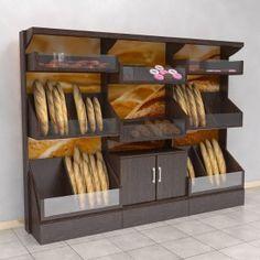 Muebles para panaderías PAN300