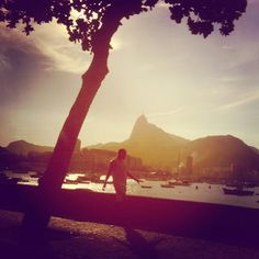 Eu passaria a tarde toda aqui.... #apaixonada #rioeuamoeucuido #urca
