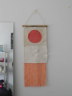 Woven Tapestry by racheljOK on Etsy, $79.00