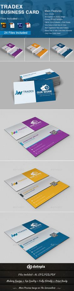 Tradex Business Card
