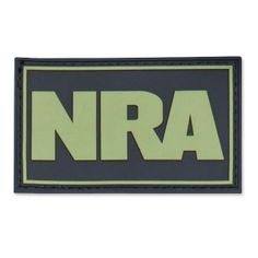 NRA PVC Morale Patch