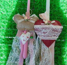 Λαμπαδίτσες για κορίτσια 2016 ~ Sugar & Pearls Christmas Ornaments, Holiday Decor, Home Decor, Decoration Home, Room Decor, Christmas Jewelry, Interior Design, Christmas Decorations, Home Interiors
