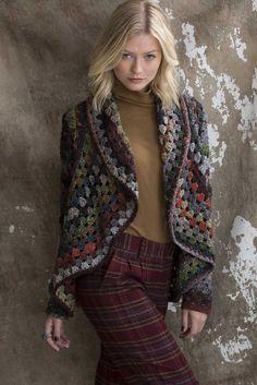 Ravelry: #9 Crochet Jacket by Jenny King