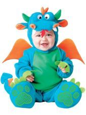 Baby Lil Dragon Costume - Party City