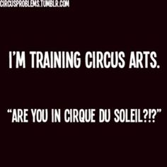 Circus Problems