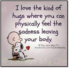 Image shared by mrdprince. Find images and videos about quotes, hug and snoopy on We Heart It - the app to get lost in what you love. Hug Quotes, Quotable Quotes, Funny Quotes, Life Quotes, Dream Quotes, Happy Quotes, Charlie Brown Quotes, Charlie Brown And Snoopy, Peanuts Quotes