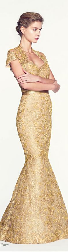Reem Acra ● Autumn/Winter 2013-14 Pinned by JANIS jaglady