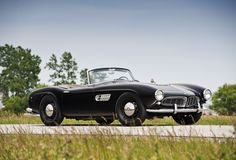 1957 BMW 507.  BMW has given gentlemen quite a few reasons over the years to fall in love with the brand. Not the least of which is the entire line of M series cars. But the 507 is still the bar.