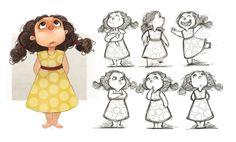Kid Drawing figure #anime #drawing #sketch