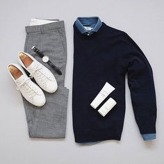 Mens Clothing Ideas – Page 2 – Stylish Mens Clothes That Any Guy Would Love Fashion Mode, Look Fashion, Winter Fashion, Fashion Outfits, Fashion Clothes, Fashion News, Stylish Men, Men Casual, Casual Chic