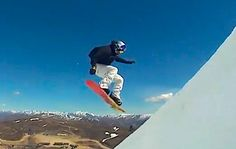 Meet Halfpipe & Slopestyle Pro-Snowboarder Scotty James. This kid is adorbs.