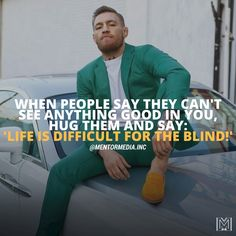 "mentormedia.incTag a friend! @mentormedia.inc ""When people say they can't see anything good in you, hug them and say: 'Life is difficult for the blind!' #mentormedia #quote #advice #haters #success"