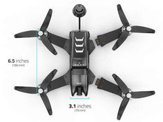 UVify is showing off its new racing drone this week at the CES trade show in Las Vegas. The Draco modular drone is easy to repair, lightweight and lightning-fast. UVify claims it can reach a top speed of 100 miles per hour.