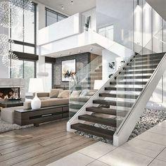 stylish living // urban loft // city suites // home decor // interior // urban life // living room //