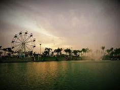 Photo taken by me. Location : Food Junction, Ciputra World, Surabaya, East Java, Indonesia.