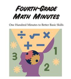 100 Fourth Grade MATH WORKSHEETS~  Each worksheet reviews important math concepts and is designed to be completed in about a minute.  Great bellwork, review, or student practice resource.