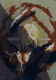 Fullmetal Alchemist Brotherhood - Edward Elric