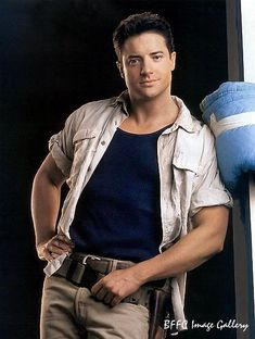 Loved him in the Mummy and Mrs. Winterborne, a treasure from Hollywood. Henry Cole, George Of The Jungle, Most Handsome Actors, Brendan Fraser, Melt In Your Mouth, Pretty Boys, Good Movies, Movie Stars, Beautiful Men