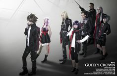 Anime Guilty Crown Wallpaper